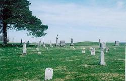 Saint Paul's County Line Church Cemetery