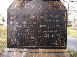 Hiram Harrington