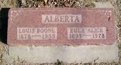 Louis Boone Alberta