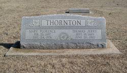 Mary Florence <i>Gilpin</i> Thornton