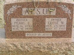 Edward W. Eddie Alsup