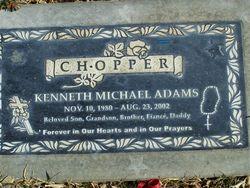 Kenneth Michael Chopper Adams