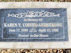 Karen Yvonne <i>Coffer</i> Armstrong