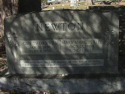 Mary Marguerite Newton