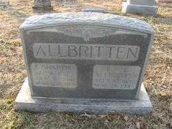 Eliza Sharpie <i>Meador</i> Allbritten