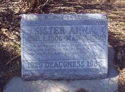 Sister Anna Lange