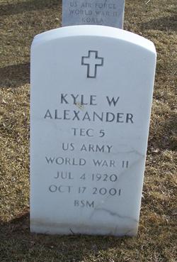 Kyle W. Alexander