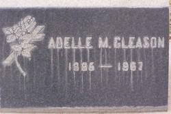 Adelle M Gleason