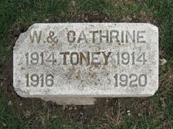Cathrine M. Toney