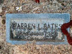 Warren Louis Bates