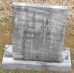 Ethel <i>Shinn</i> Benefiel