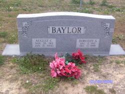 August C Baylor