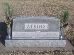 Elizabeth Frances <i>Warhurst</i> Atkins