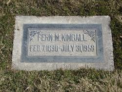 Fern <i>Magleby</i> Kimball