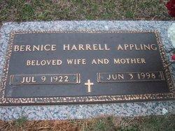 Bernice <i>Harrell</i> Appling