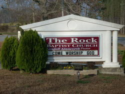 Rock Baptist Church Cemetery