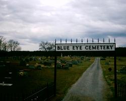 Blue Eye Cemetery