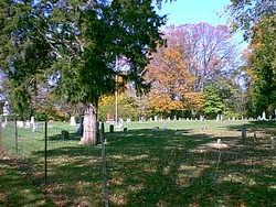 Little Blue River Baptist Cemetery