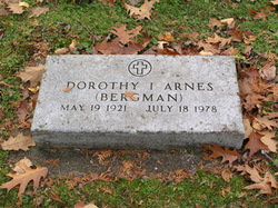 Dorothy I. <i>Bergman</i> Arnes