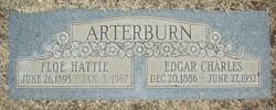 Floe Hattie <i>Yarbrough</i> Arterburn