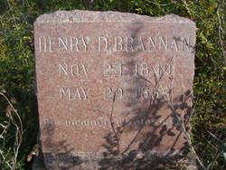 Henry D. Harry Brannon