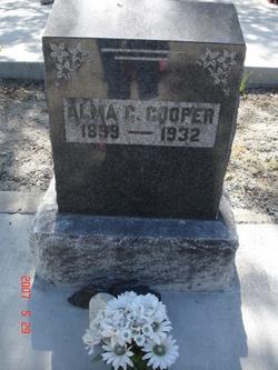Alma C. Cooper