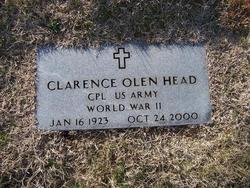 Clarence Olen Head