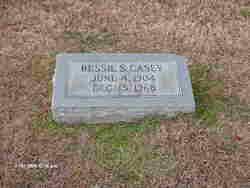 Bessie <i>Sumrall</i> Casey