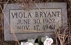 Viola <i>Campbell</i> Bryant
