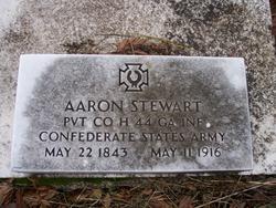 Aaron Stewart