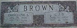 Evangeline <i>Shoebridge</i> Brown