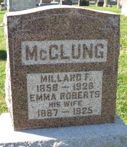 Emma <i>Roberts</i> McClung