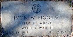 Ivon W Figgins