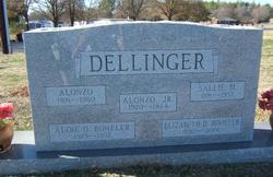 Sgt Alonzo Dellinger, Jr
