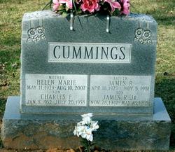 Helen Marie <i>Hargett</i> Cummings