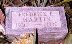 Fredrick Franklin Martin
