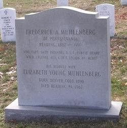 Frederick Augustus Muhlenberg