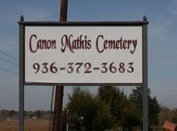 Canon Mathis Cemetery