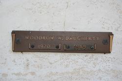 Woodrow Wilson Daugherty