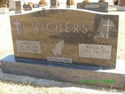 Bessie Katherine <i>Rotman</i> Wichers