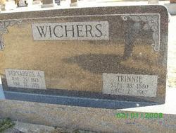 Trinnie <i>Vandergiesen</i> Wichers