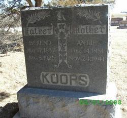 Antje <i>Kuiken</i> Koops