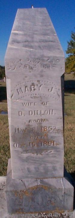Mary Jane <i>Gleeson</i> Dillon