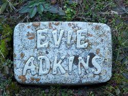Eva V Evie <i>Bailey</i> Adkins