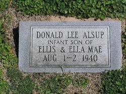 Donald Lee Alsup