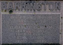 Elisabeth A. <i>Bigham</i> Harrington