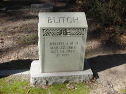 Dr Joseph Jackson Blitch