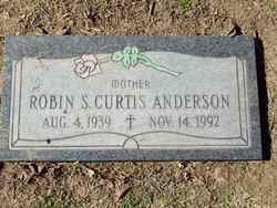 Robin S <i>Curtis</i> Anderson