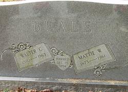 Cornelia Mattie <i>Wood</i> Beale
