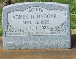 Agnes H. Haggart